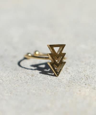 image principale bague aglae or caprice paris bijoux marque francaise